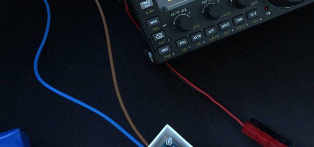 Gerätewechsel im Shack: Der Elecraft KX3