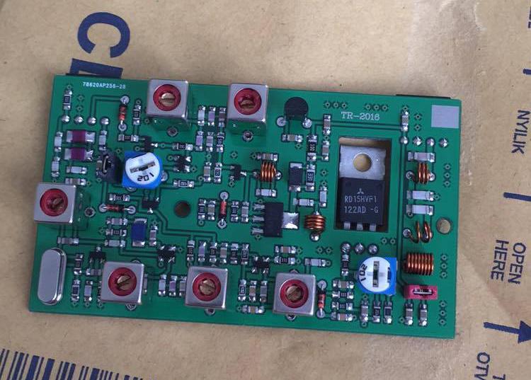 kx3 transverter auf 2m 144 MHz